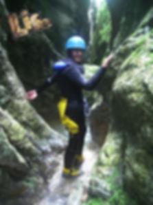 Canyoning Umbria
