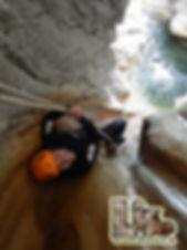canyoning torrentismo umbria prodo toboga