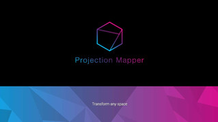 PROJECTION MAPPING WITH AN IOS / ANDROID DEVICE #5 - OPTOMA PROJECTION MAPPER