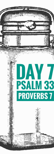 Psalm 33 by Poor Bishop Hooper (EveryPsalm)