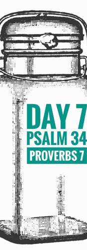 Psalm 34 by Poor Bishop Hooper (EveryPsalm)