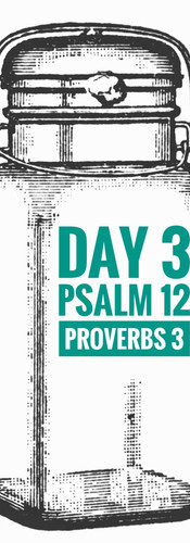 Psalm 12 by Poor Bishop Hooper (Every Psalm)