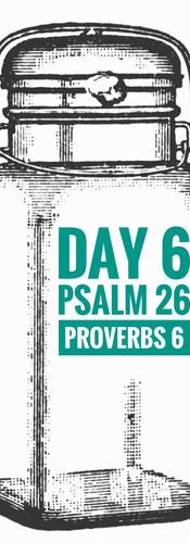 Psalm 26 by Poor bishop Hooper (EveryPsalm)