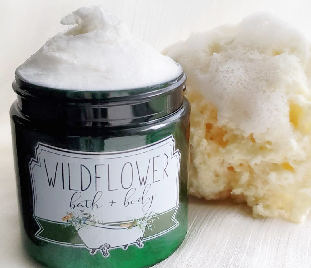 Whipped Soap and the must have Sea Sponge