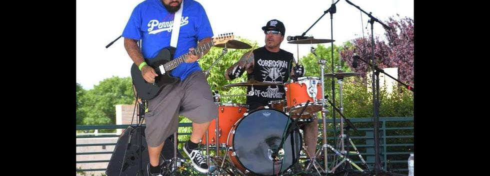 Thumper Punk band