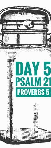 Psalm 21 by Poor Bishop Hooper (EveryPsalm)