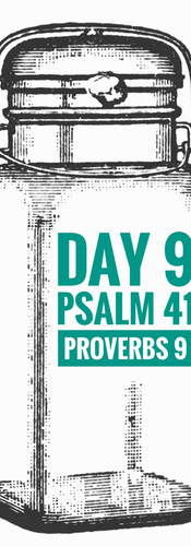 Psalm 41 by Poor Bishop Hooper/ Every Psalm