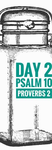 Psalm 10 by Poor Bishop Hooper (EveryPsalm)