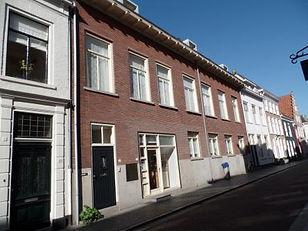Locatie Bergen op Zoom