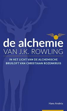 1271- de alchemie van J.K. Rowling cover
