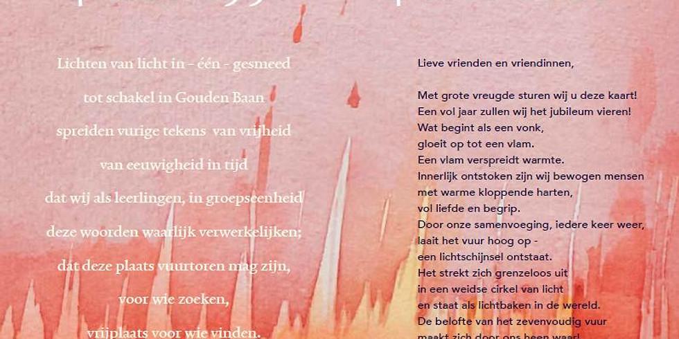 Expositie: 25 jaar Rozenkruis Bergen op Zoom