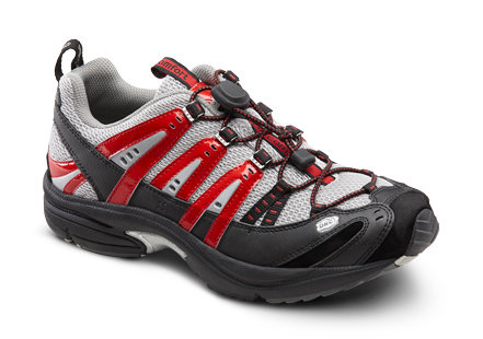 Dr Comfort - Performance Red