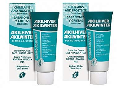 Akilwinter - Chilblains & Frostbite Cream