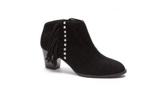 Vionic - Faros Fringed Boot Black
