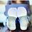 Thumbnail: OS1st - FS4 No Show Sock White