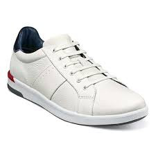 Florsheim - Crossover Lace To Toe Sneaker White