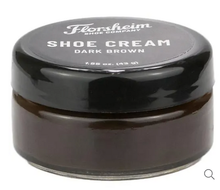 Florsheim - Shoe Cream Black