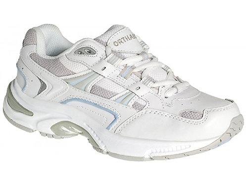 Orthaheel- X Trainer Women White/Blue