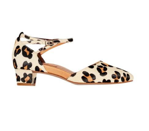 Frankie 4 Chelsea - Cream Leopard