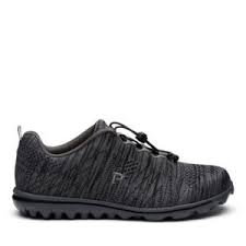 Propet - TravelFit Men Charcoal/Black