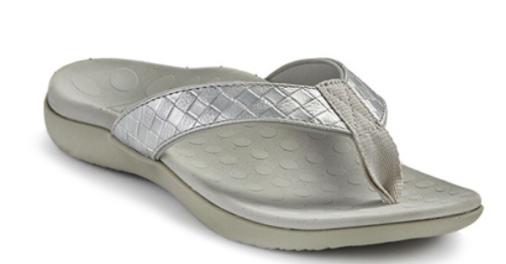 Orthaheel - Sonoma Silver Weave