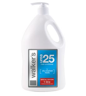 Walker's - Urea 25 Heel Conditioner 1 Litre