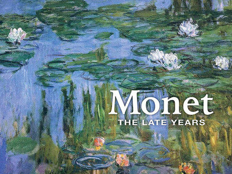 Less Than a Month to Monet!