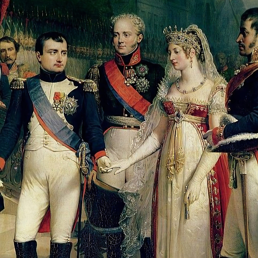 Napoleon & Josephine Valentine's Tea