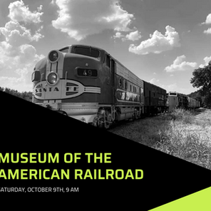 Museum of the American Railroad Outing