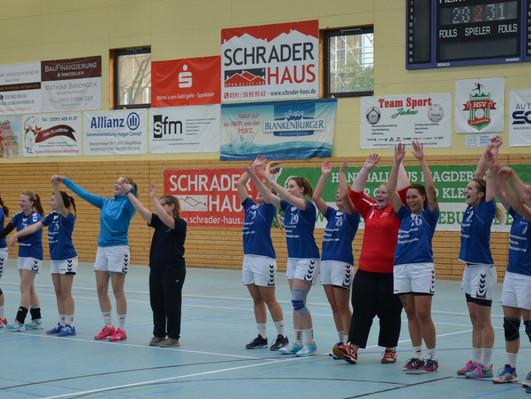 HSV Magdeburg - BSG Aktivist Gräfenhainichen 28:31