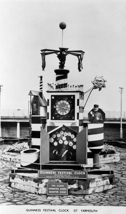The Guinness Clock 1955