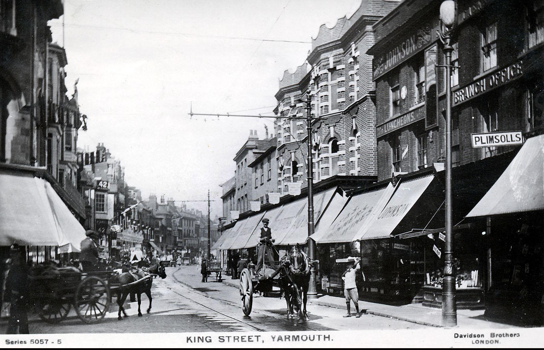 King Street 1908