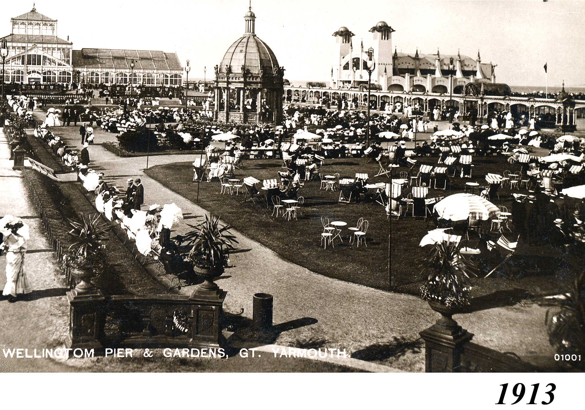 Wellington Gardens 1913