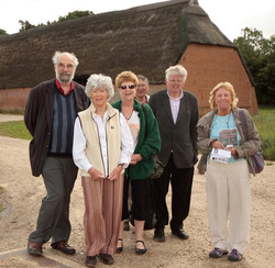 Excursion to Hemsby Barn