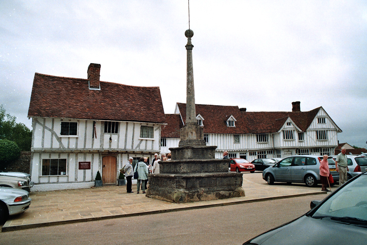 Guildhall at Lavenham