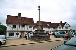 Guildhall at Lavenham