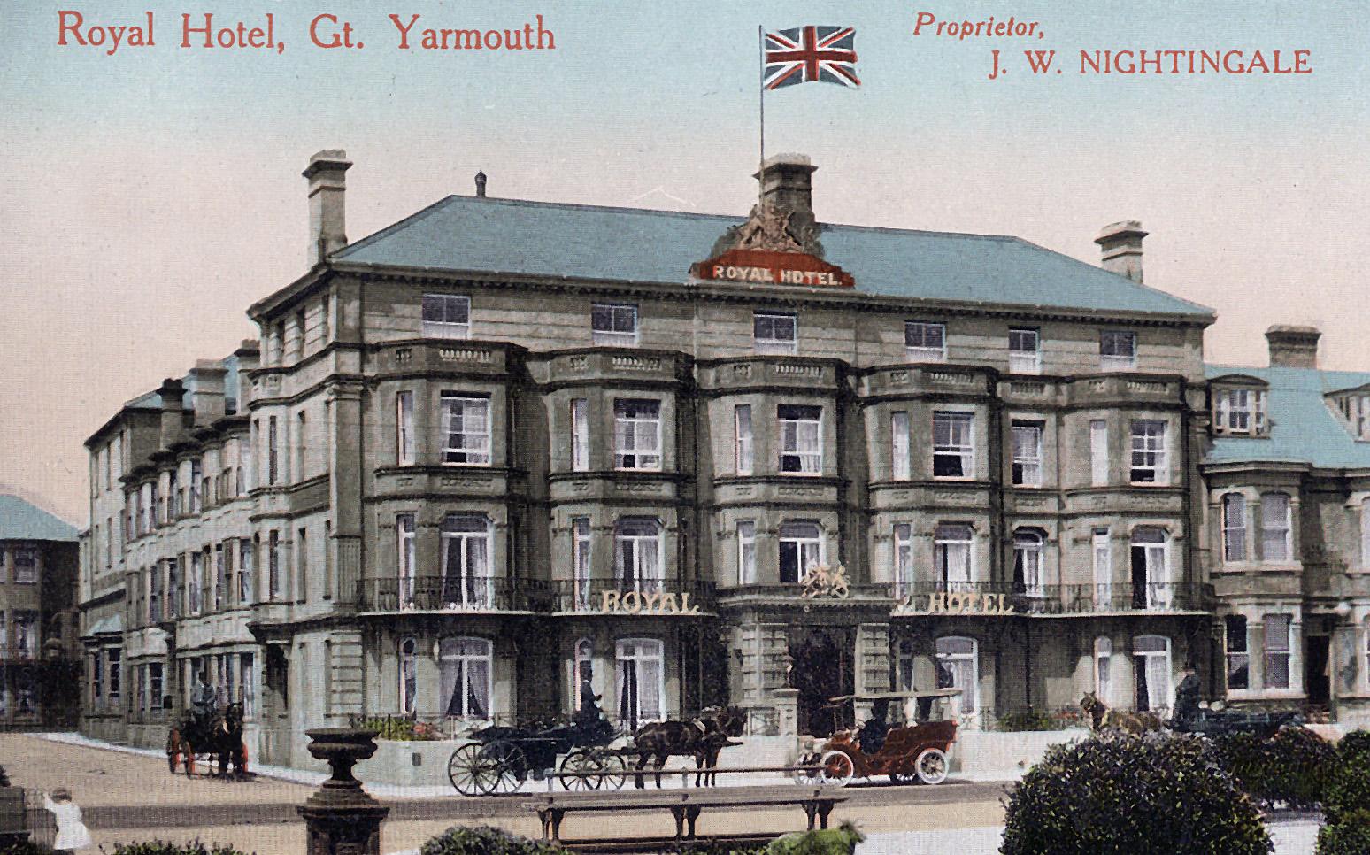 Royal Hotel 1912