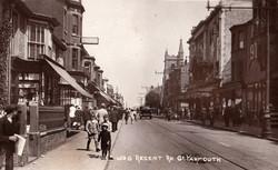 Regent Road 1920-1930