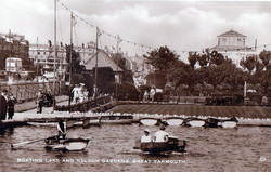 Nelson Gardens and Boating Lake