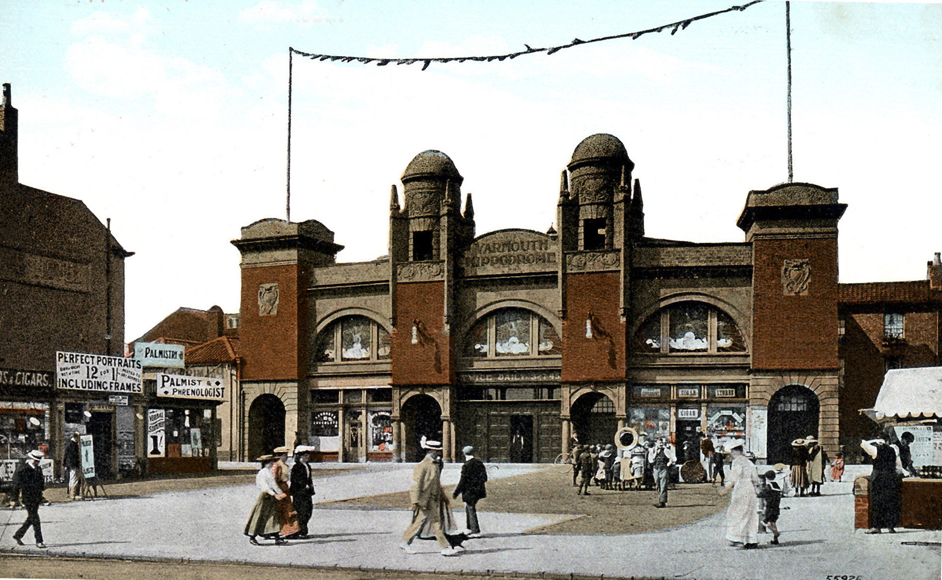 The Hippodrome 1911
