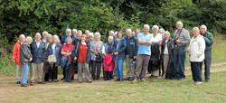 Sedgeford Visit Aug 2014