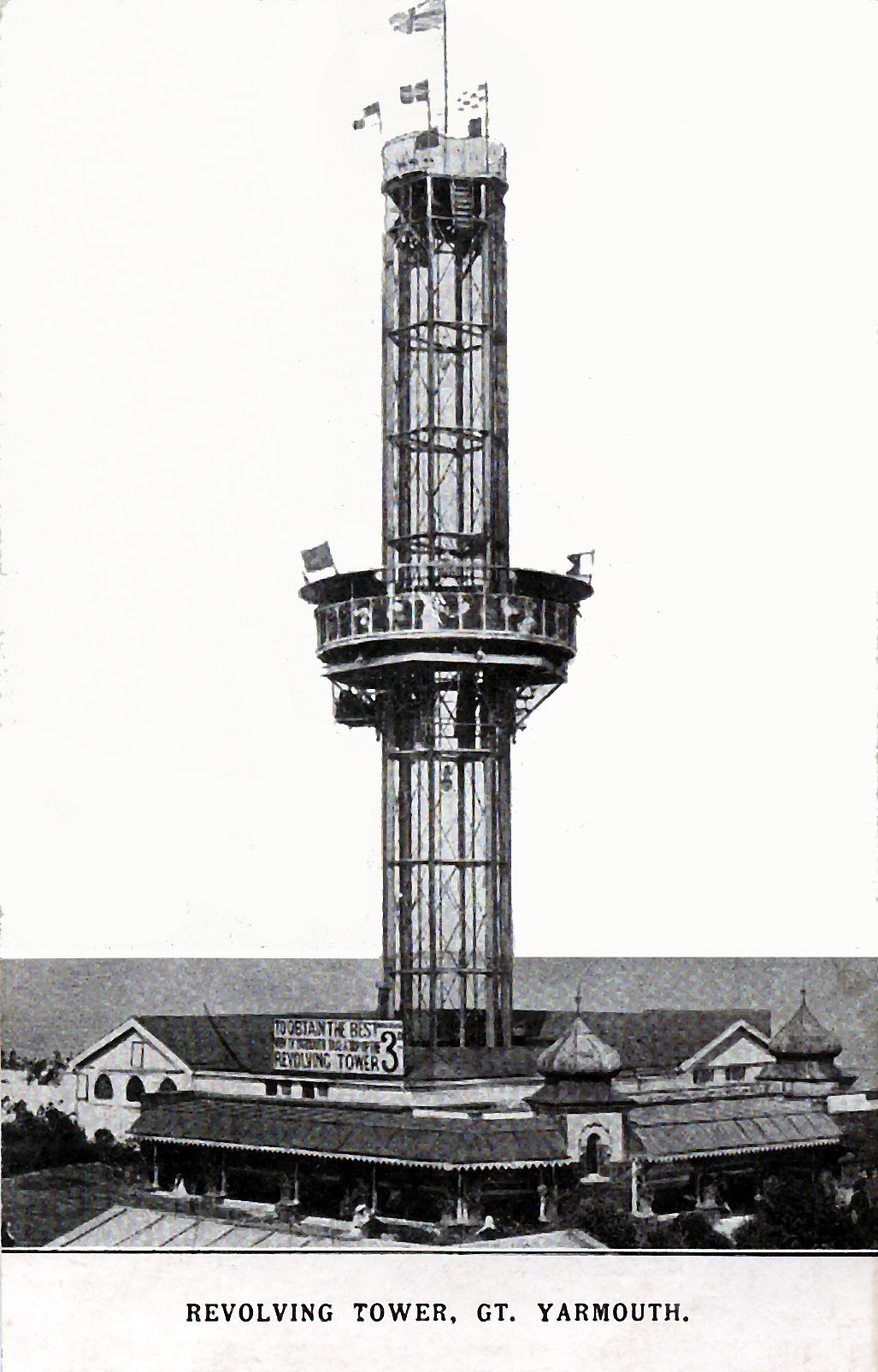 The Revolving Tower
