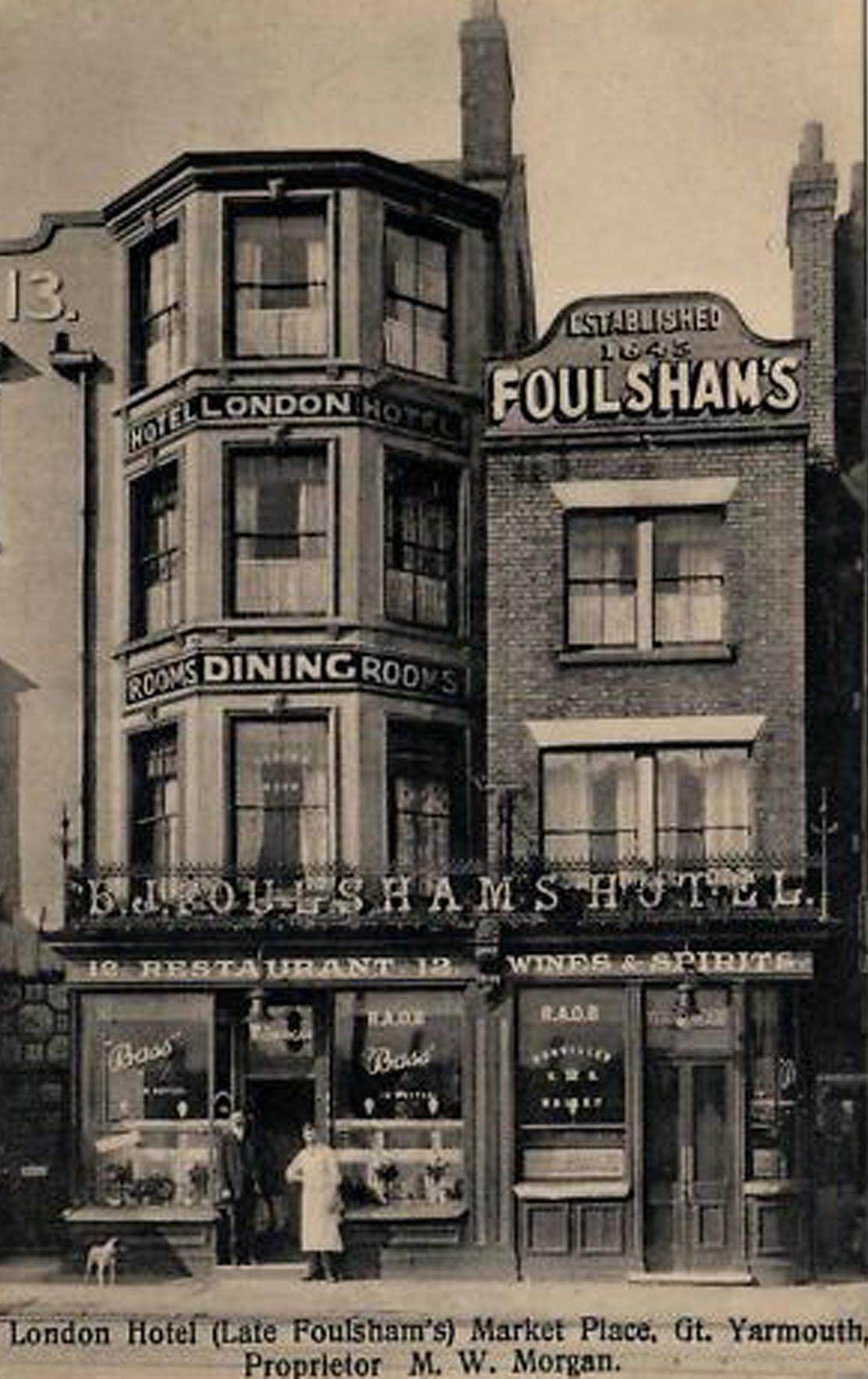 Foulshams Hotel