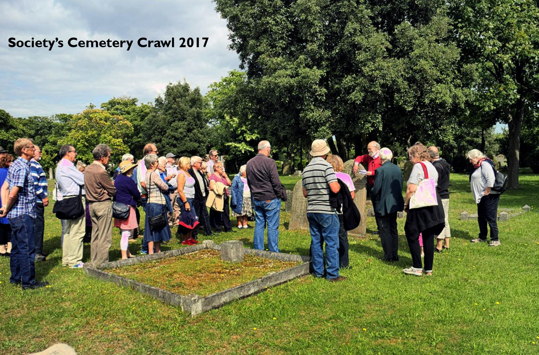 Cemetery Crawl 2017