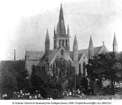 St Nicholas Church 1900