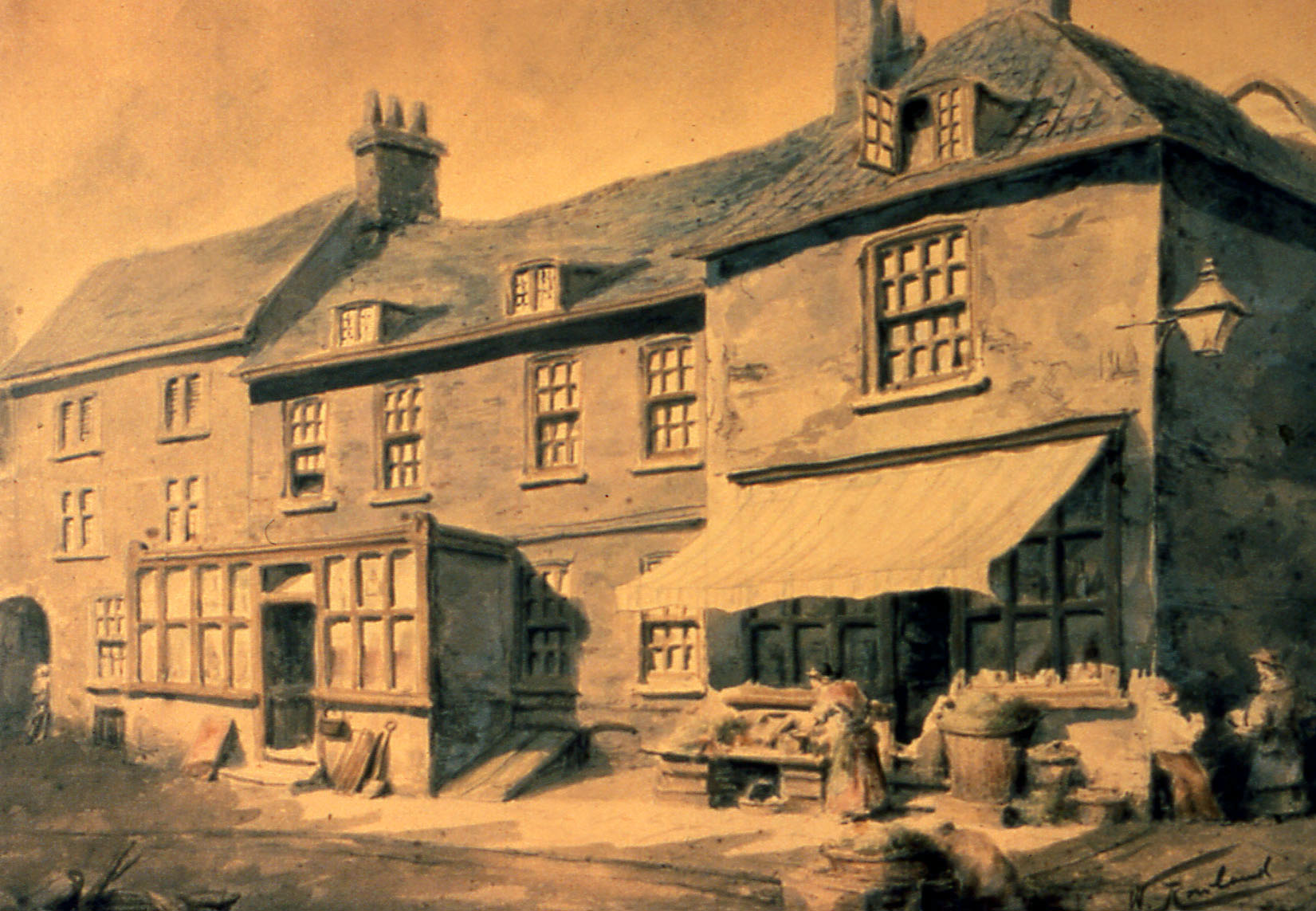 Fullers Hill 1871