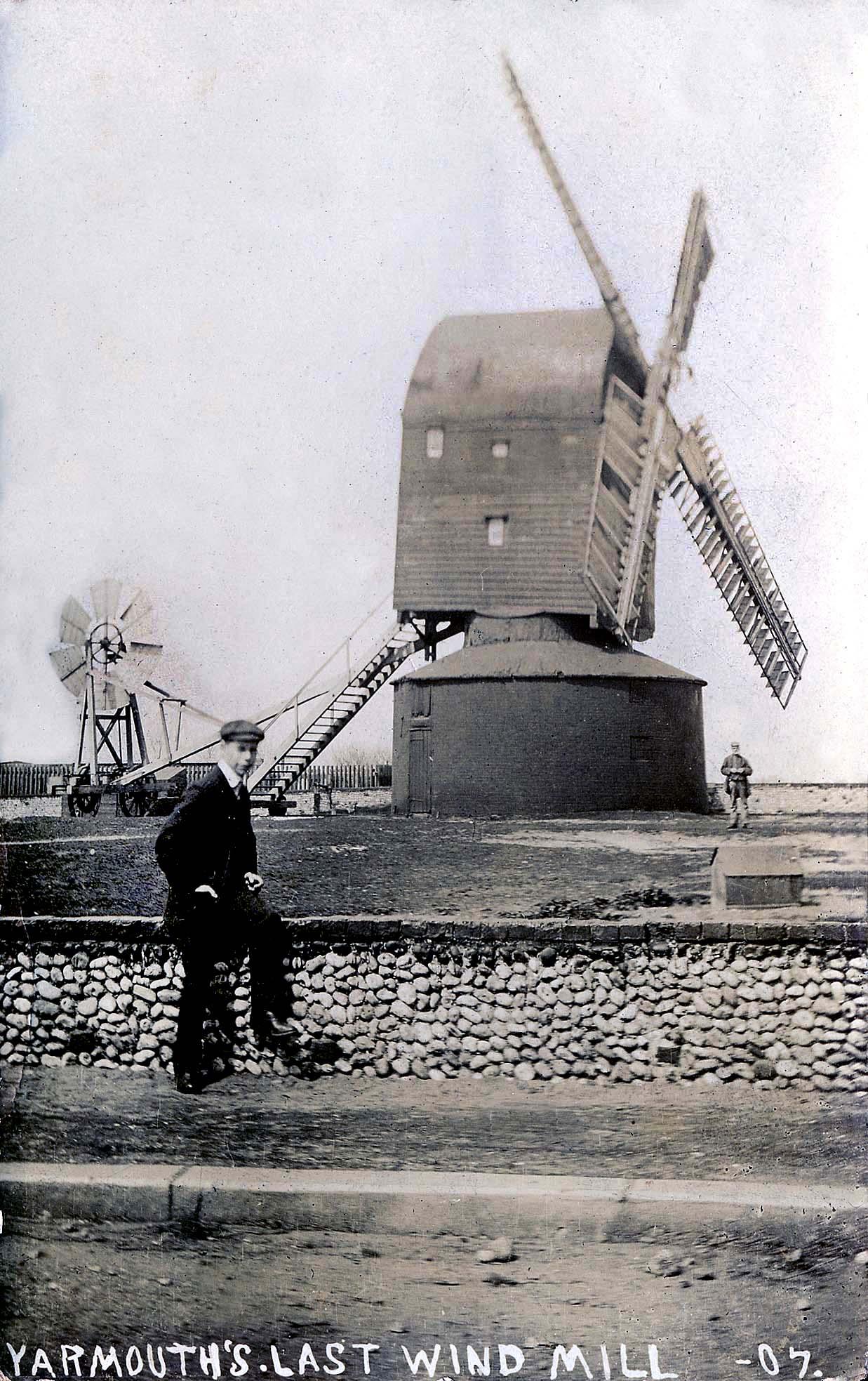 Last GY Windmill -Hamilton Rd