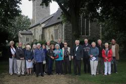 2019 Church Crawl Group photo