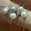 Thumbnail: 15mm pearl goldfilled bangle