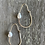 Thumbnail: Goldfilled Pearl hoops
